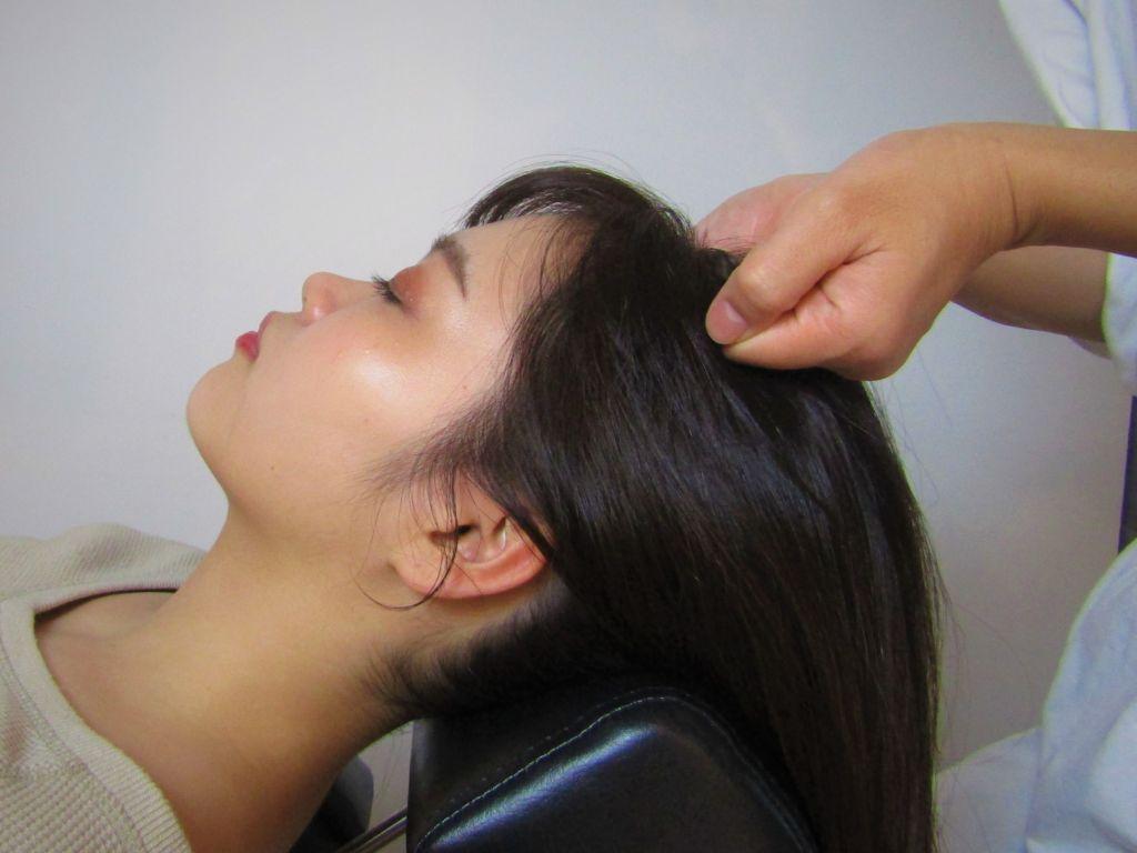 福岡薬院アールヘア|オーガニックヘッドスパコース